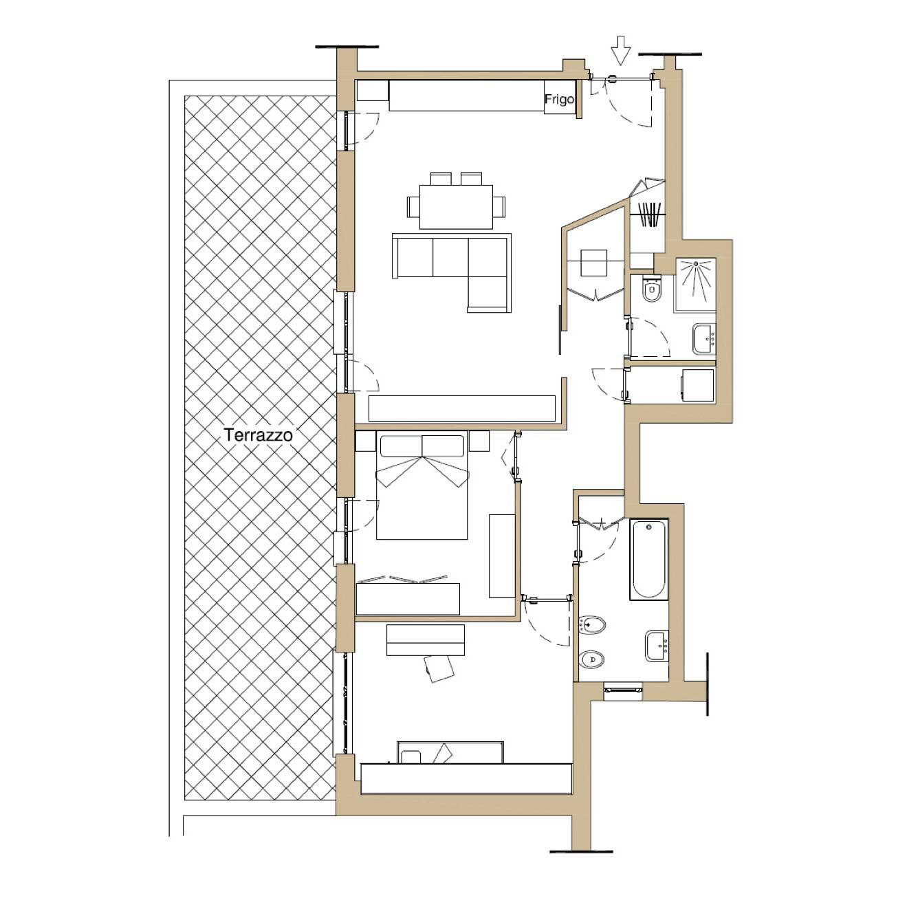 Piantina-Ristrutturazione-appartamento-via-Scipio-Sighele